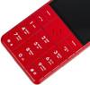 Мобильный телефон BQ Only 2815,  красный вид 7