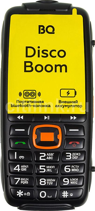 Мобильный телефон BQ Disco Boom 2825,  черный