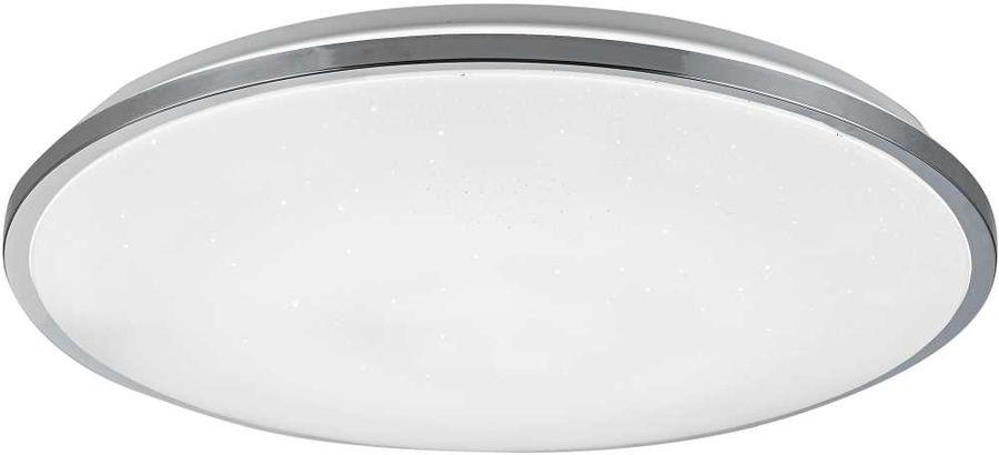 Светильник ЭРА SPB-6-60-RC Chrome навесной,  60Вт,  белый [б0030135]