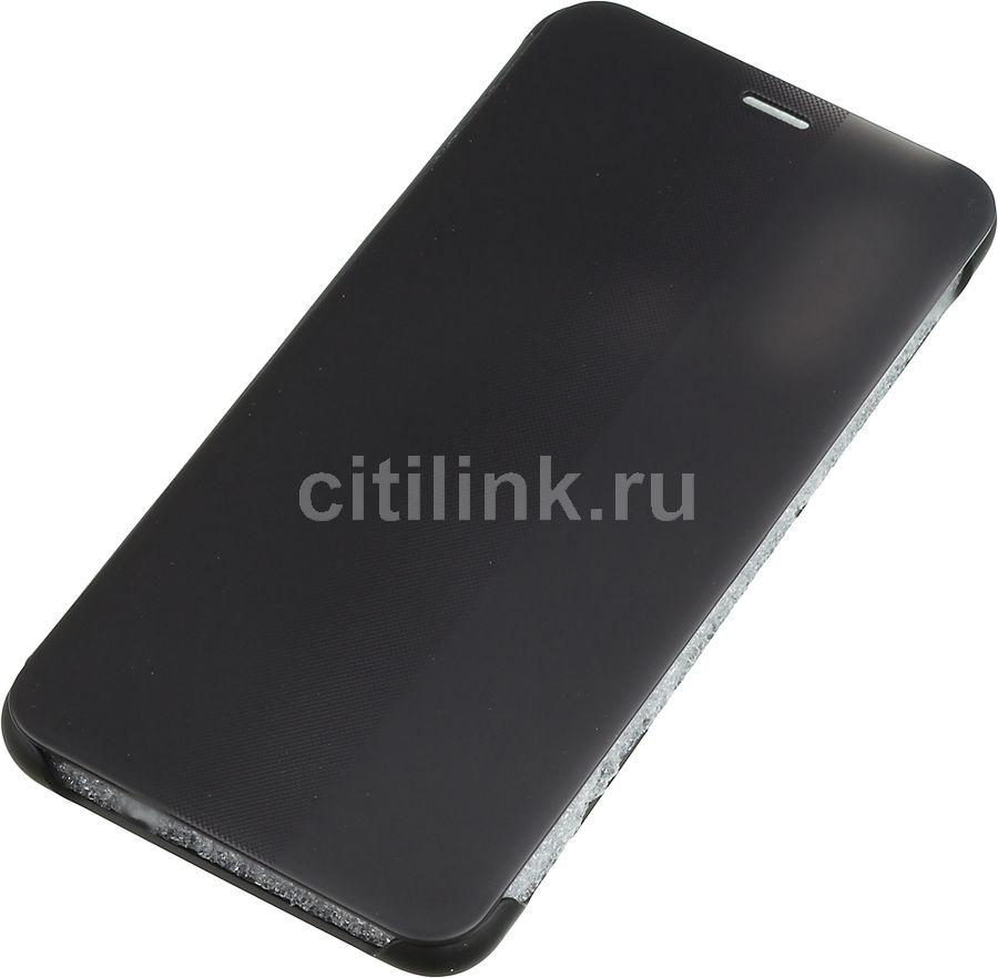Чехол (флип-кейс) ZTE Axon 9 Pro, для ZTE Axon 9 Pro, черный