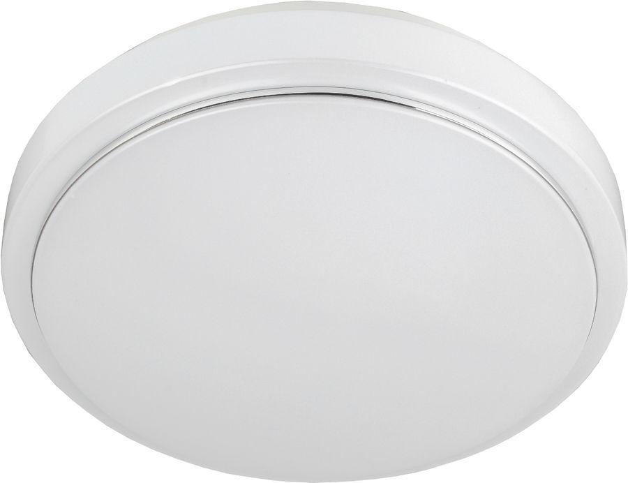 Светильник ЭРА SPB-6-18-4K Halo навесной,  18Вт,  белый [б0029217]