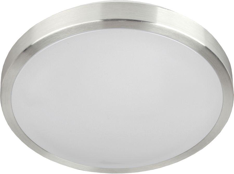 Светильник ЭРА SPB-6-18-4K Silver moon навесной,  18Вт,  белый [б0029203]