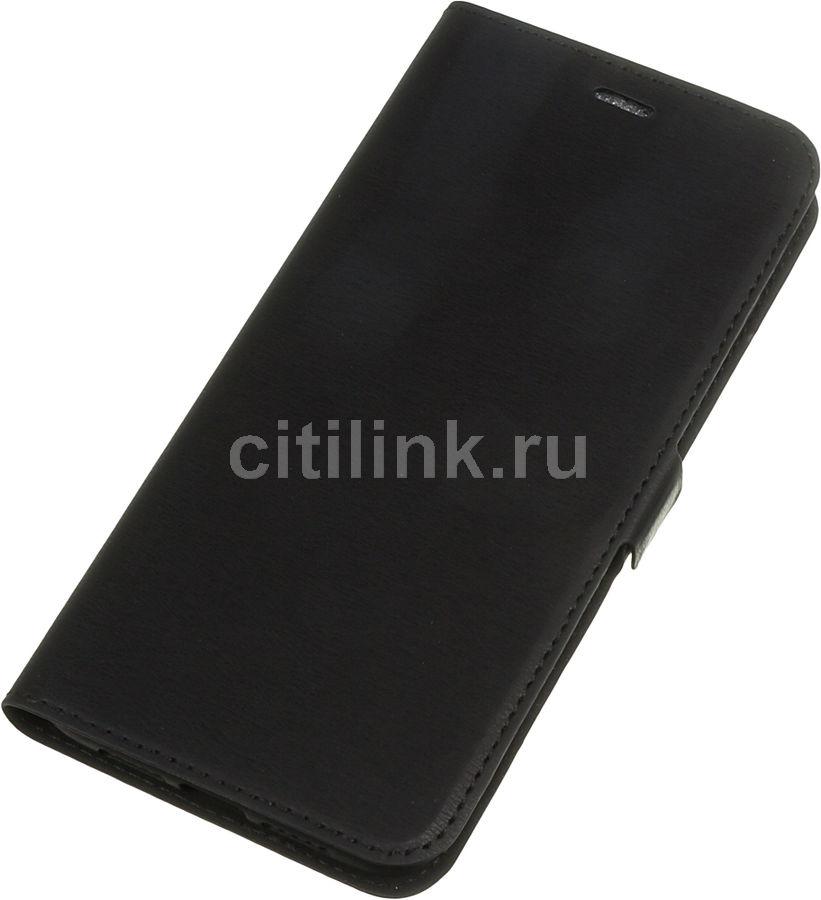 Чехол (флип-кейс) DF xiFlip-48, для Xiaomi Mi A3 Lite/CC9/Mi 9 Lite, черный