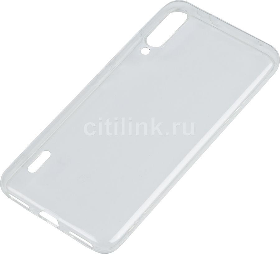 Чехол (клип-кейс) BORASCO для Xiaomi Mi A3, прозрачный [37352]