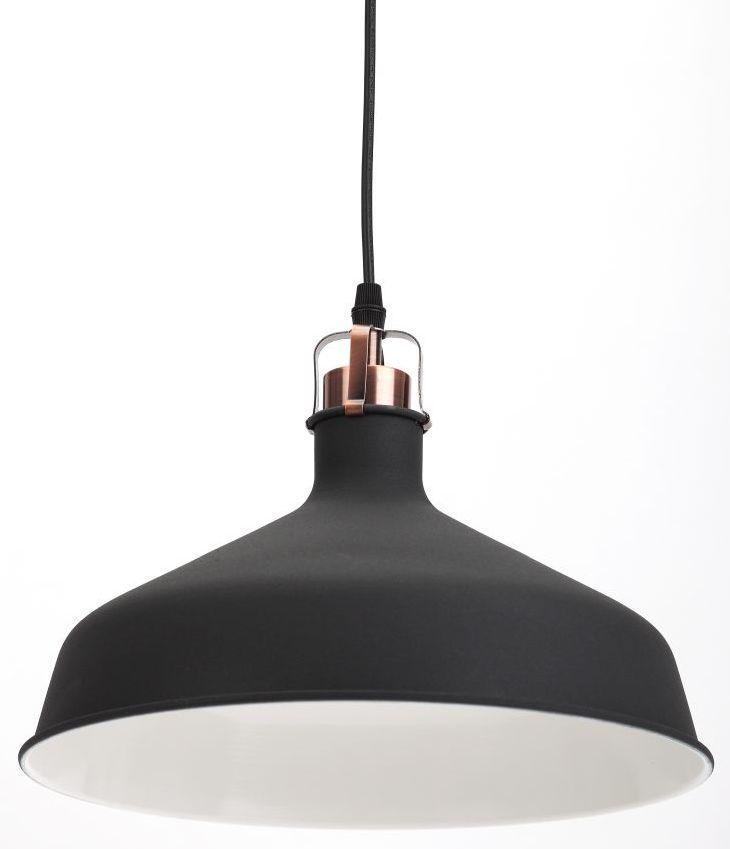 Светильник ЭРА PL2 навесной,  60Вт,  шагрень черный [б0037413]