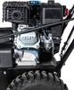 Снегоуборщик HUTER SGC 4100 Wide,  бензиновый [70/7/17] вид 2