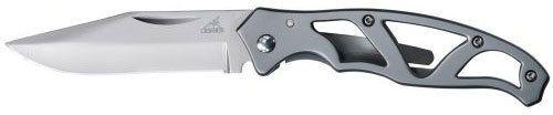 Складной нож GERBER Paraframe Mini, 152.4мм, серый