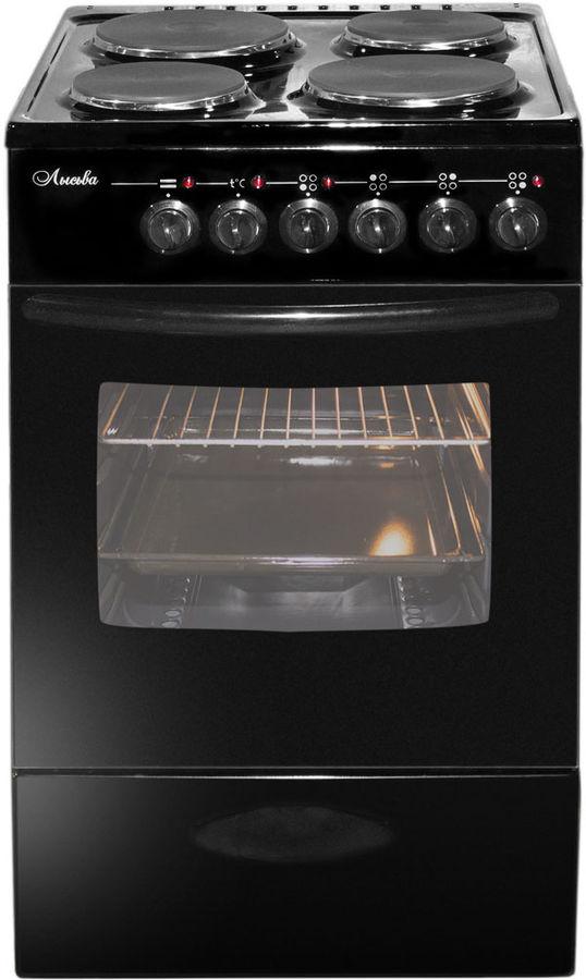 Купить Электрическая плита ЛЫСЬВА ЭП 411 МС, черный в интернет-магазине СИТИЛИНК, цена на Электрическая плита ЛЫСЬВА ЭП 411 МС, черный (1167662) - Тольятти