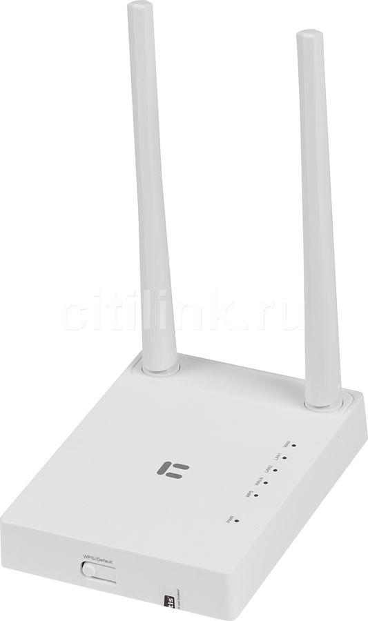 Wi-Fi роутер NETIS W1,  белый