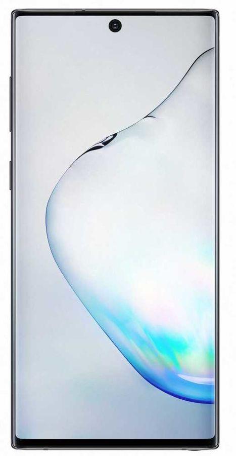 Смартфон SAMSUNG Galaxy Note 10 256Gb,  SM-N970F,  черный