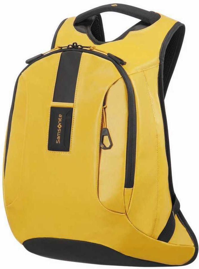Рюкзак Samsonite 01N*06*001 желтый 34x40x17см 16л. 0.5кг.