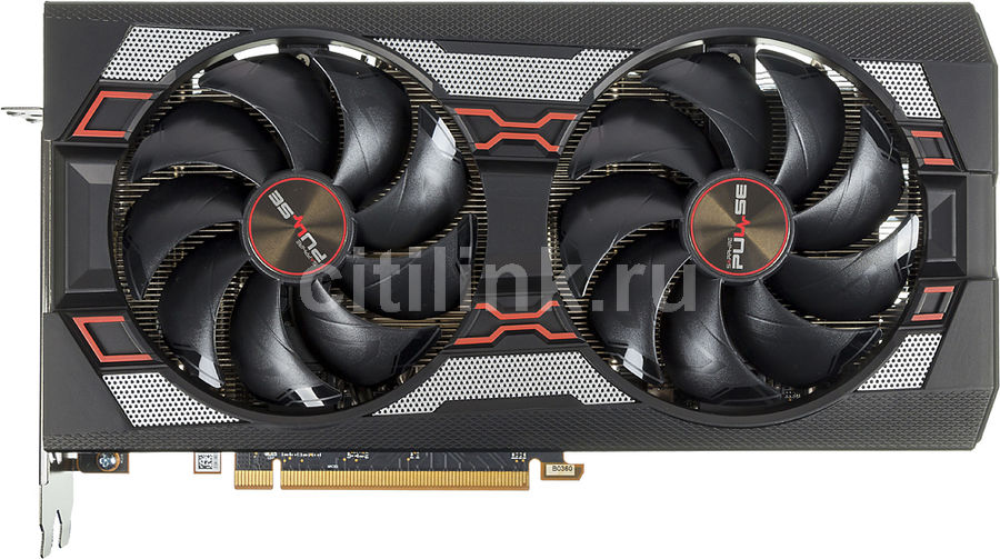 Видеокарта SAPPHIRE AMD  Radeon RX 5700XT ,  11293-01-20G PULSE RX 5700XT 8G,  8Гб, GDDR6, Ret