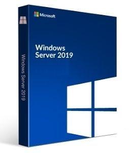 Операционная система MICROSOFT Windows Server CAL 2019 MLP 5 User CAL,  64 bit, Eng, BOX [r18-05657]