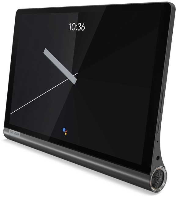 Планшет LENOVO Yoga Smart Tab YT-X705F,  4GB, 64GB, Android 9.0 темно-серый [za3v0013ru]