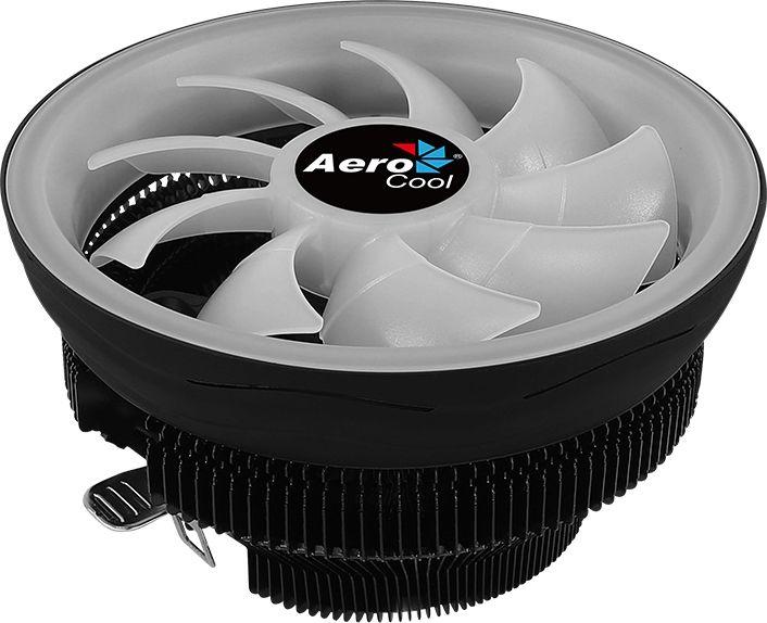 Устройство охлаждения(кулер) AEROCOOL Core Plus,  120мм, Ret