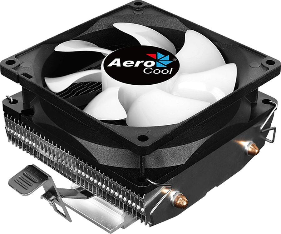 Устройство охлаждения(кулер) AEROCOOL Air Frost 2,  90мм, Ret