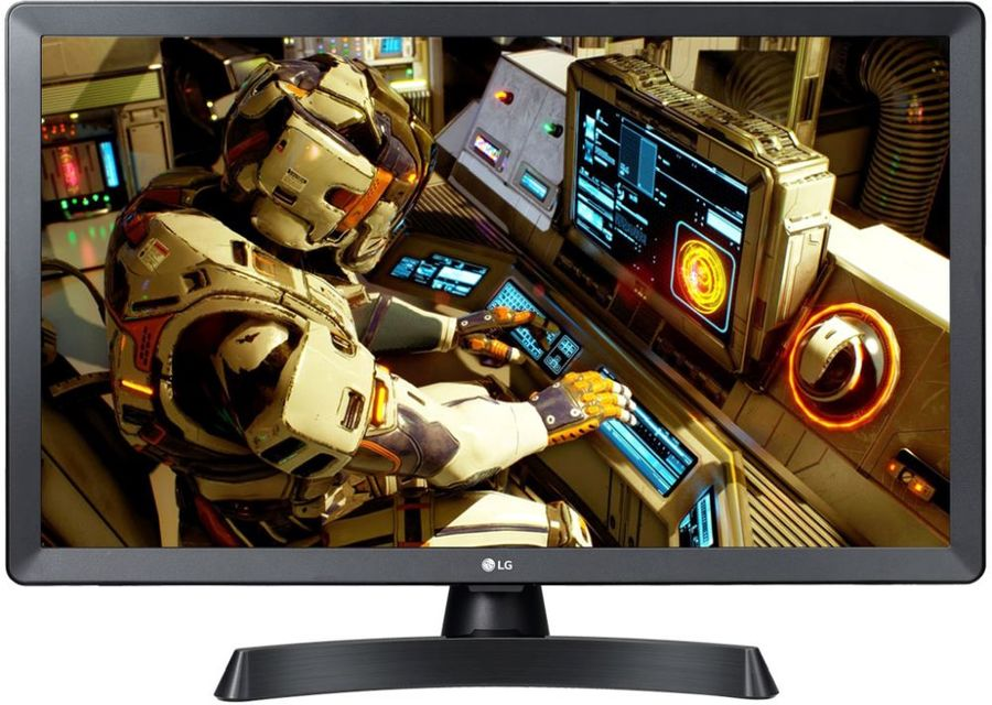 LED телевизор LG 24TL510S-PZ HD READY (720p)
