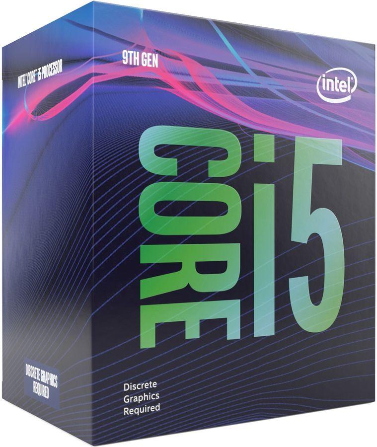 Процессор INTEL Core i5 9400, LGA 1151v2,  BOX [bx80684i59400 s rg0y]