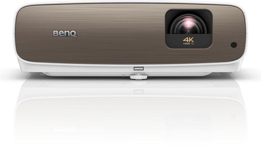 Проектор BENQ W2700 белый [9h.jkc77.37e]
