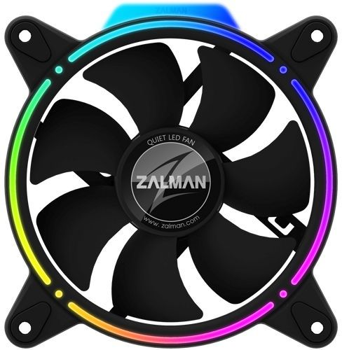Вентилятор ZALMAN ZM-RFD120,  120мм, Ret