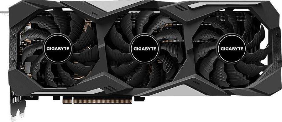 Видеокарта GIGABYTE nVidia  GeForce RTX 2080SUPER ,  GV-N208SWF3OC-8GD,  8Гб, GDDR6, OC,  Ret