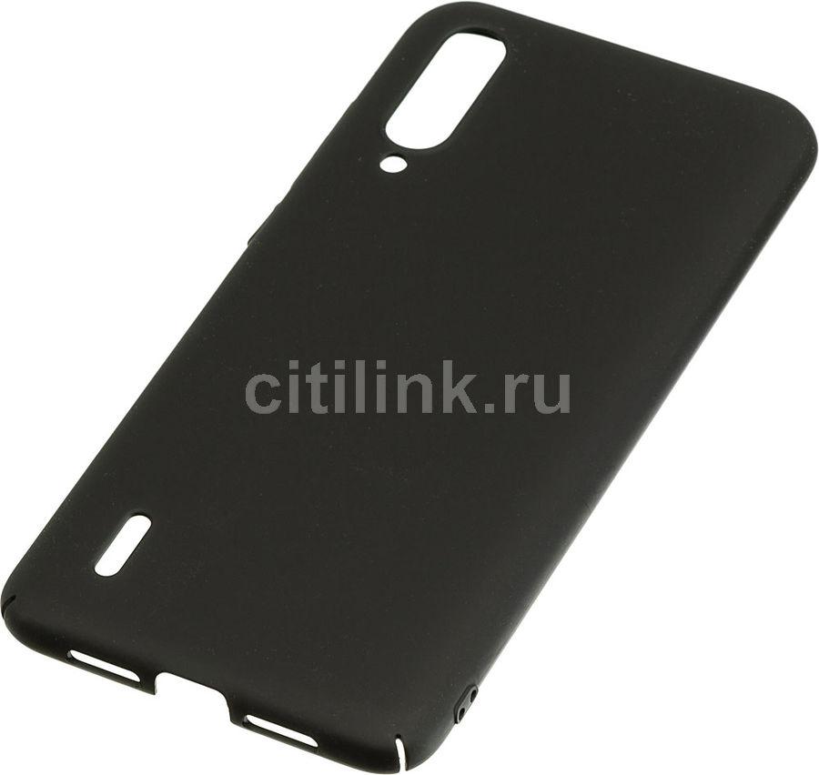 Чехол (клип-кейс) DF xiSlim-07, для Xiaomi Mi A3 Lite/CC9/Mi 9 Lite, черный