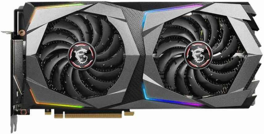 Видеокарта MSI nVidia  GeForce RTX 2070SUPER ,  RTX 2070 SUPER GAMING X,  8Гб, GDDR6, Ret