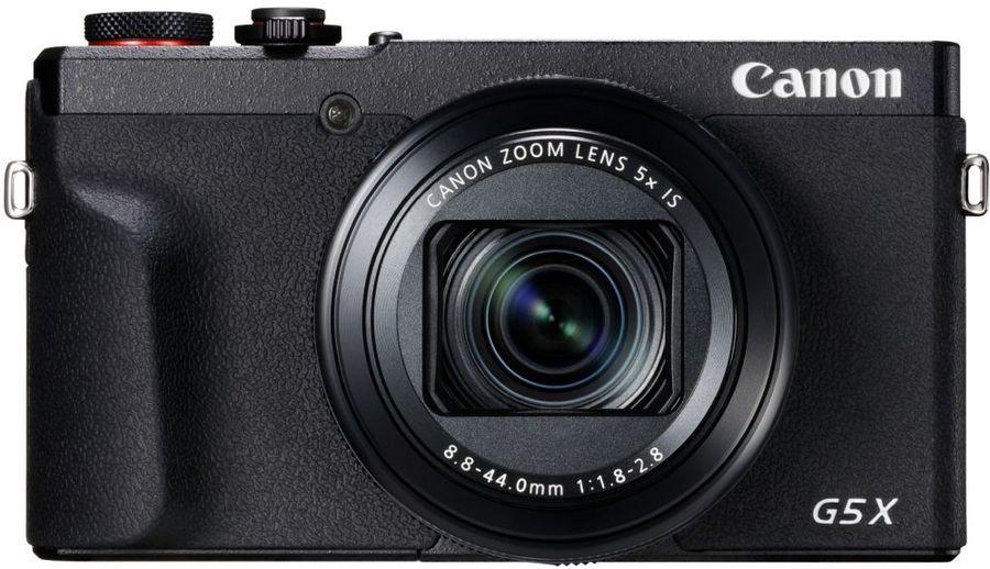 Цифровой фотоаппарат CANON PowerShot G5 X Mark II,  черный