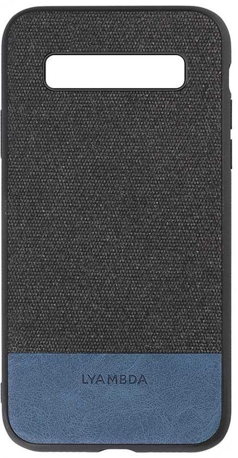Чехол (клип-кейс)  Lyambda Calypso, для Samsung Galaxy S10+, черный [la03-cl-s10p-bk]