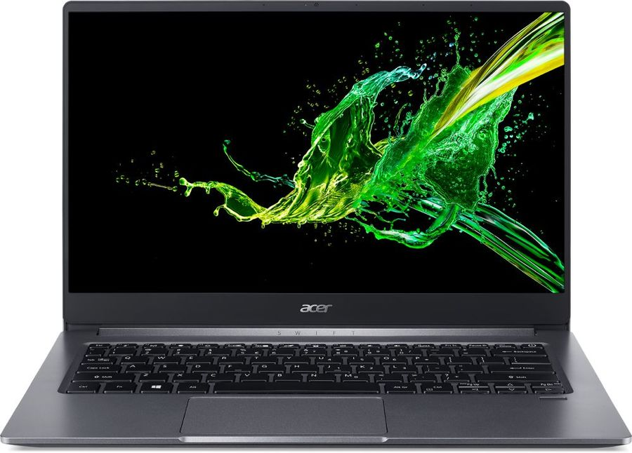 "Ультрабук ACER Swift 3 SF314-57-545A, 14"",  IPS, Intel  Core i5  1035G1 1ГГц, 8Гб, 256Гб SSD,  Intel UHD Graphics , Linux, NX.HJFER.005,  серый"