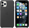 Чехол (клип-кейс) APPLE Leather Case, для Apple iPhone 11 Pro, черный [mwye2zm/a] вид 7