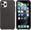 Чехол (клип-кейс) APPLE Silicone Case, для Apple iPhone 11 Pro, черный [mwyn2zm/a] вид 7