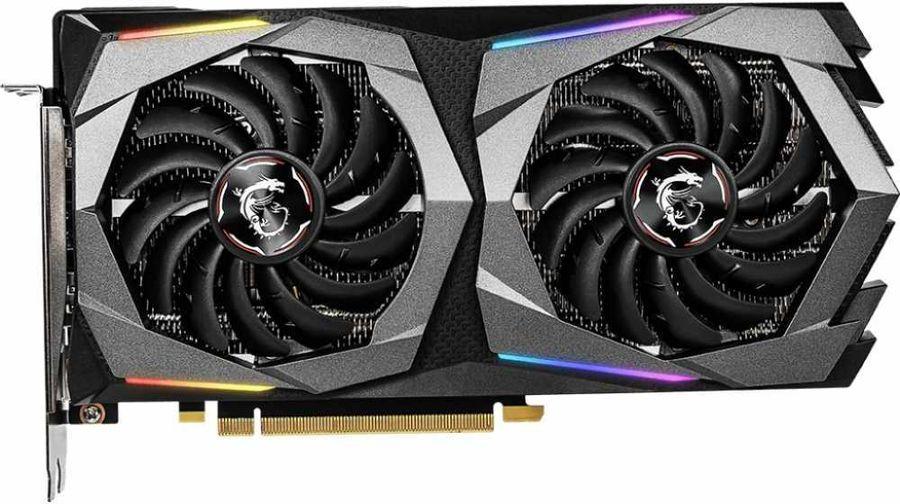 Видеокарта MSI nVidia  GeForce RTX 2060SUPER ,  RTX 2060 SUPER GAMING