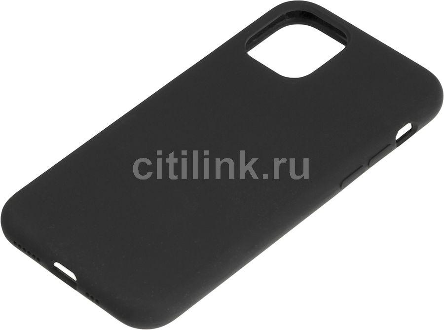 Чехол (клип-кейс)  Vipe Gum, для Apple iPhone 11 Pro, черный [vpip5819gumblk]