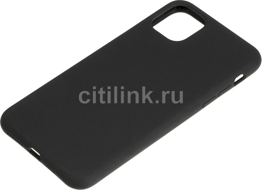 Чехол (клип-кейс)  Vipe Gum, для Apple iPhone 11 Pro Max, черный [vpip6519gumblk]