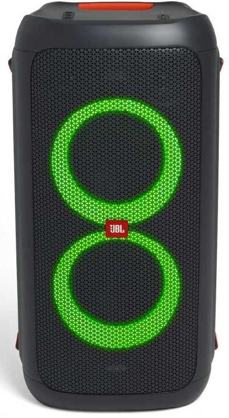 Портативная колонка JBL Party Box 100,  160Вт, черный