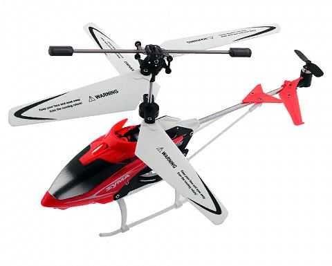 Квадрокоптер SYMA S5 без камеры,  красный