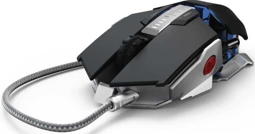 Мышь HAMA uRage Morph2 evo, игровая, оптическая, проводная, USB, черный [00113775]