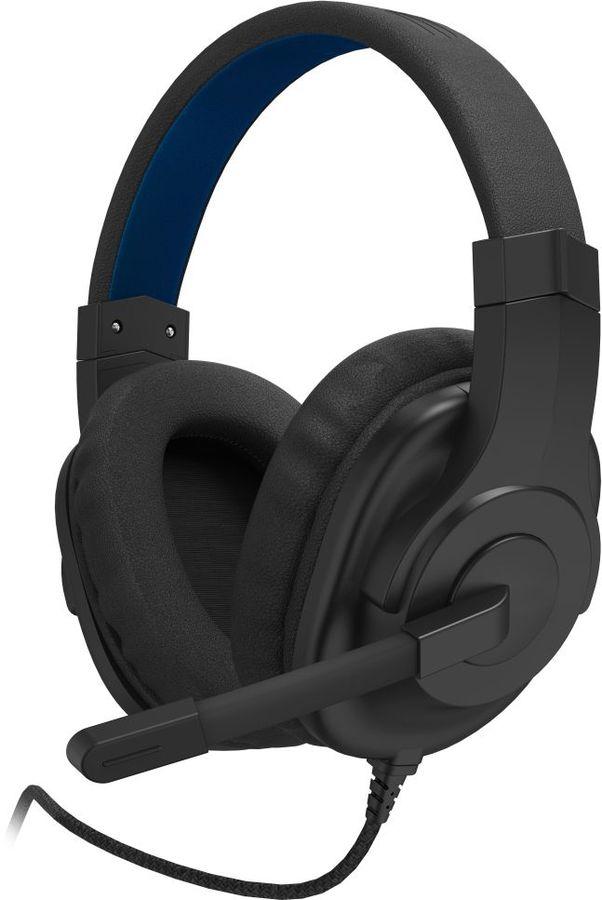 Гарнитура игровая HAMA uRage SoundZ 100,  для компьютера и игровых консолей, мониторы,  черный  [00186007]