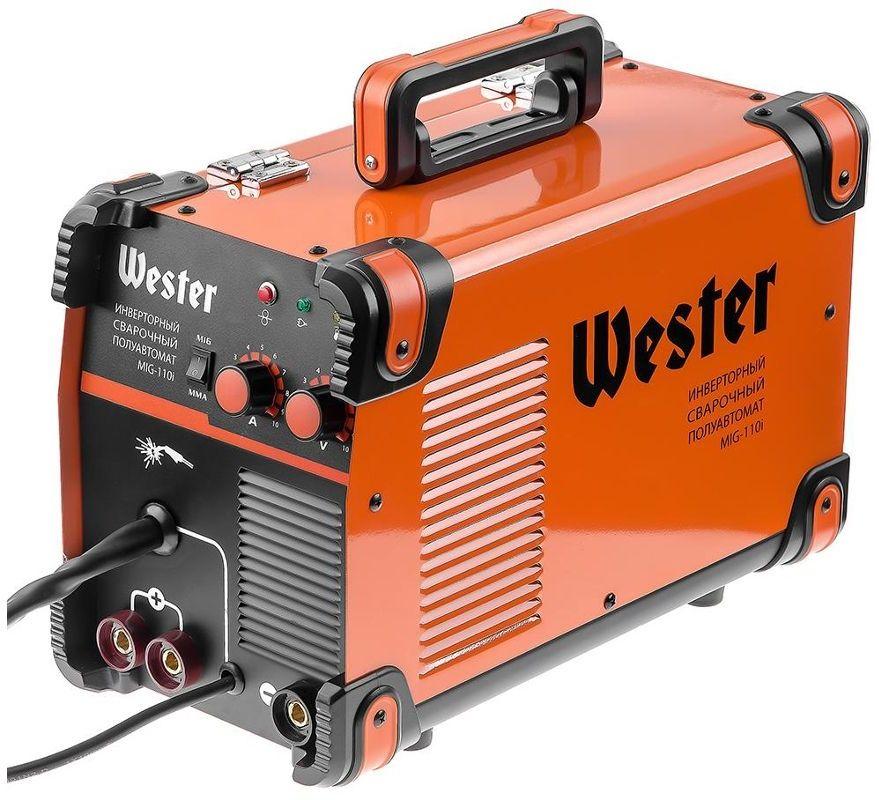 Сварочный аппарат инвертор WESTER MIG-110i [486277]