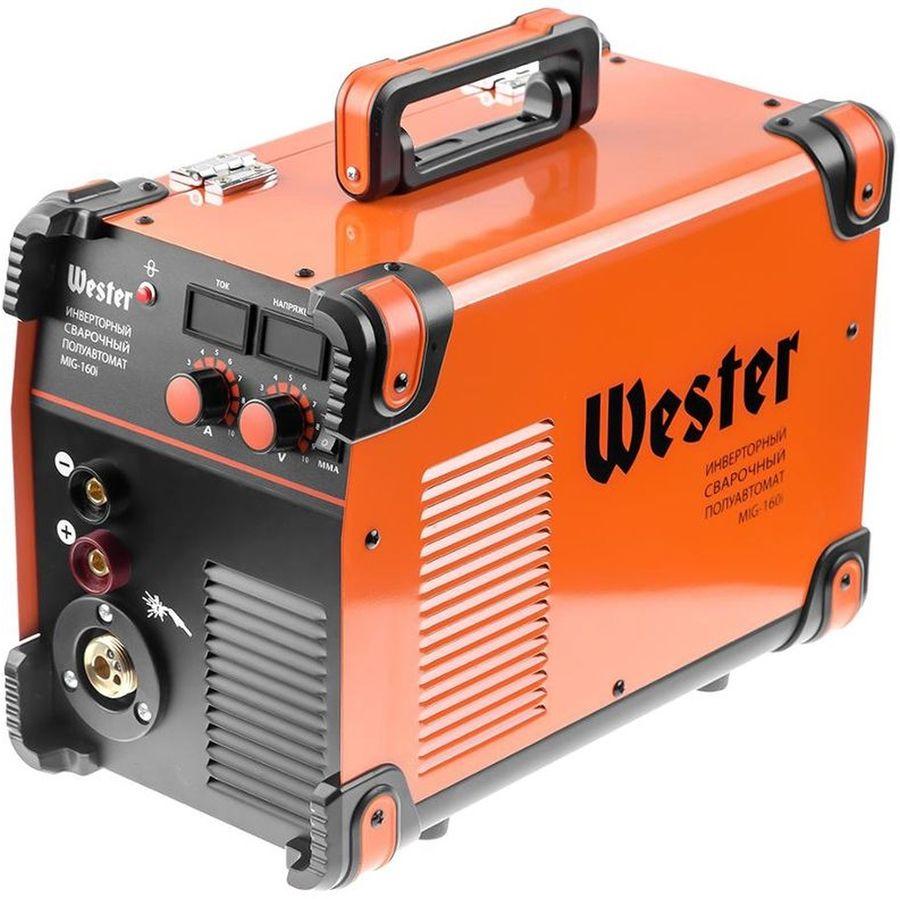 Сварочный аппарат инвертор WESTER MIG-160i [486280]