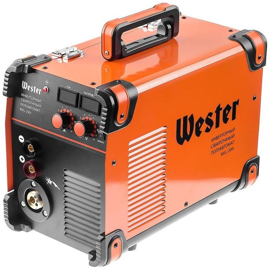 Сварочный аппарат инвертор WESTER MIG-200i [486281]