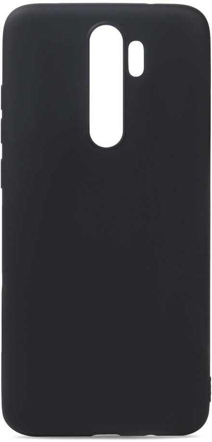 Чехол (клип-кейс) GRESSO Smart Slim, для Xiaomi Redmi Note 8 Pro, черный [gr17sms031]