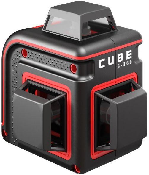 Лазерный нивелир ADA Cube 3-360 Basic Edition [а00559]