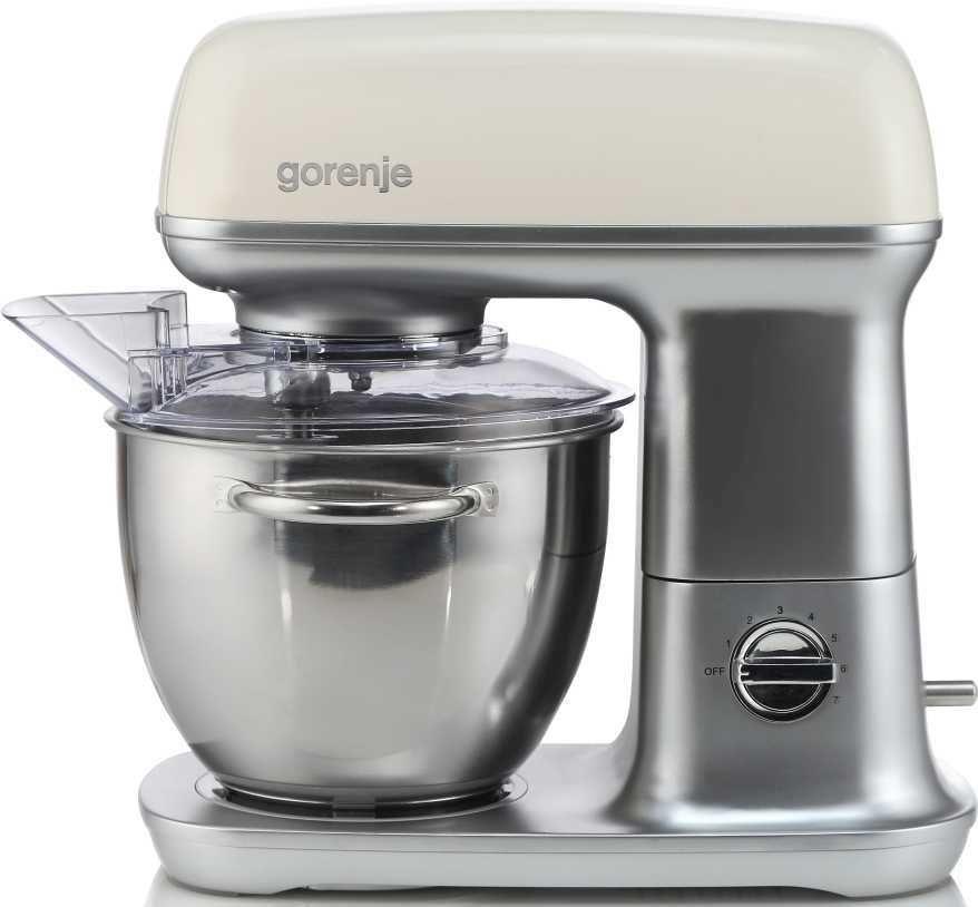 Кухонная машина GORENJE Retro MMC1000RL,  бежевый
