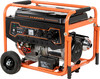 Бензиновый генератор CARVER PPG- 8000Е,  220/12 В,  11.1кВт [01.020.00006] вид 1