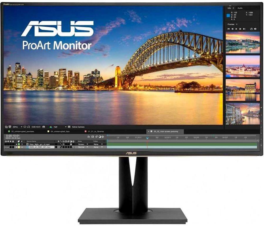 """Монитор ASUS ProArt PA329C 32"""", черный [90lm02cc-b02370]"""