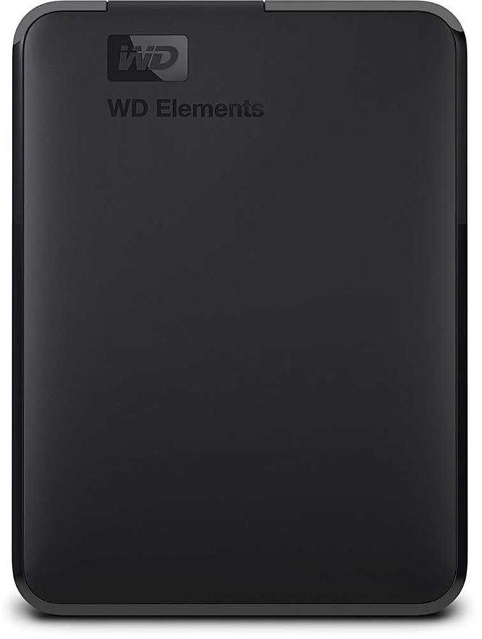 Внешний жесткий диск WD Elements Portable WDBU6Y0030BBK-WESN, 3Тб, черный
