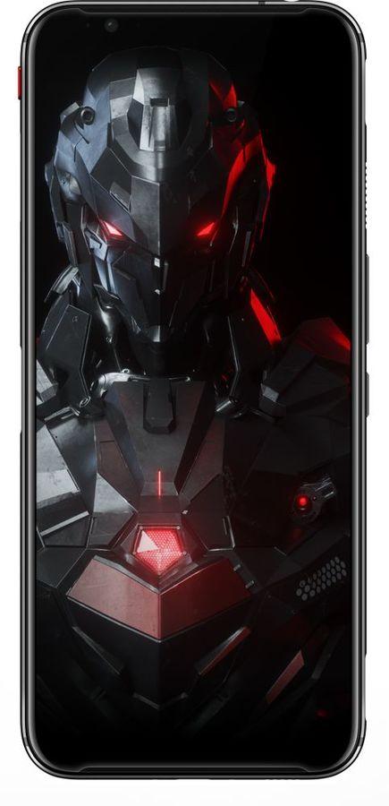Смартфон NUBIA Red Magic 3 128Gb,  черный