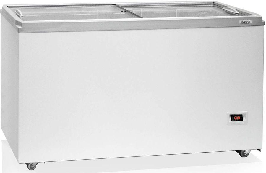 Морозильный ларь БИРЮСА Б-455DZQ белый